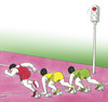 Cartoon: 0005 (small) by kotrha tagged sport,atletic