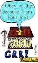Cartoon: Book Of Love (small) by Schimmelpelz-pilz tagged book,of,love,bible,old,testament,christ,christs,religion,hate,obey,death,die,lord