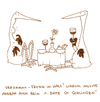 Cartoon: Frosch im Hals (small) by puvo tagged frosch,frog,storch,stork,hals,throat,dinner,gorge,romantik,paar,date,couple,essen,wine,wein,liebe,schlingen
