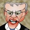 Cartoon: Scott Morrison (small) by KEOGH tagged scott,morrison,caricature,australia,keogh,cartoons,politics,australian,politicians