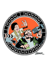 Cartoon: clerks the animated series (small) by stephen silver tagged kevin,smith,clerks,cartoon