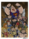 Cartoon: the goonies (small) by stephen silver tagged the,goonies,stephen,silver