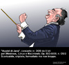 Cartoon: Internet Digital Concerto (small) by perugino tagged digital computer internet technology