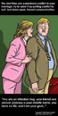 Cartoon: Marriage (small) by perugino tagged marriage,couples,relationship