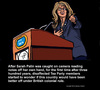 Cartoon: Palinisms (small) by perugino tagged sarah,palin,us,politics