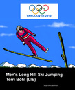 Cartoon: Winter Olympics (small) by perugino tagged olympics,winter,sports