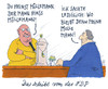 Cartoon: fdp-reste (small) by Andreas Prüstel tagged fdp,möllemann,molle,kneipe,wirt,gast,cartoon,karikatur,andreas,pruestel
