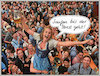 Cartoon: oktoberfest (small) by Andreas Prüstel tagged münchen,oktuberfest,seehofer,csu,cartoon,collage,andreas,pruestel