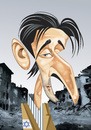 Cartoon: Adrien Brody (small) by Ulisses-araujo tagged adrien,brody