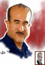 Cartoon: kamaran khoshnaw (small) by handren khoshnaw tagged handren,khoshnaw,kamaran,kurds