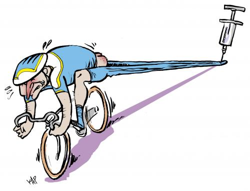 ciclismo y doping