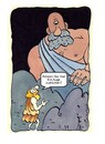 Cartoon: Auge (small) by Schwalme tagged mythologie,griechenland