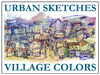 Cartoon: Village colors (small) by yalisanda tagged urban,sketches,village,colors,vietnam,italy,santimatti,illustration,design