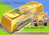 Cartoon: die beste (small) by ab tagged butter,beutschland,preis