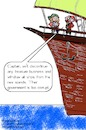 Cartoon: Corruption (small) by paparazziarts tagged corruption,piracy,pirates,intellectual,property