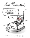 Cartoon: La Manovra (small) by Giulio Laurenzi tagged la,manovra