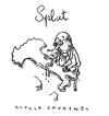 Cartoon: Splut (small) by Giulio Laurenzi tagged splut