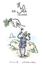 Cartoon: Volare (small) by Giulio Laurenzi tagged volare