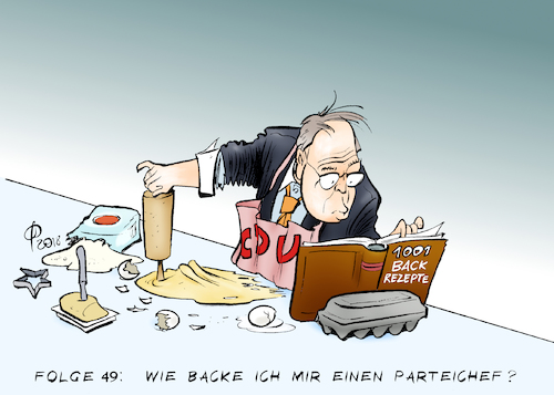 Cartoon: CDU-Parteitag 2018 (medium) by Paolo Calleri tagged deutschland,parteien,union,cdu,parteivorsitz,parteichef,parteichefin,kandidaten,spahn,merz,akk,demokratie,wettbewerb,karikatur,cartoon,paolo,calleri,deutschland,parteien,union,cdu,parteivorsitz,parteichef,parteichefin,kandidaten,spahn,merz,akk,demokratie,wettbewerb,karikatur,cartoon,paolo,calleri