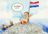 Cartoon: Der genügsame Holländer (small) by Paolo Calleri tagged eu,europa,corona,krise,virus,infektionen,gesundheit,covid,19,wirtschaft,arbeit,soziales,politik,bruessel,gipfel,niederlande,holland,ministerpraesident,mark,rutte,genuegsamen,vier,daenemark,oesterreich,hilfen,milliarden,reformen,bedingungen,kredite,italien,spanien,steuerdumping,werte,union,karikatur,cartoon,paolo,calleri