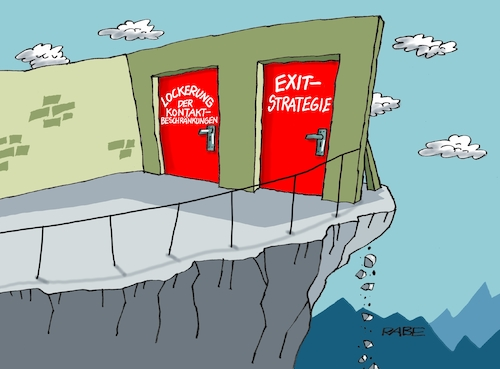Exit Strategie
