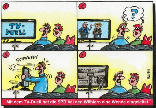 TV-Duell Text I