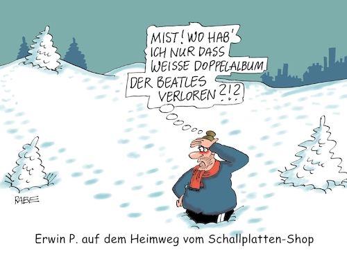 Cartoon: Weißes Album (medium) by RABE tagged schnee,winter,schneechaos,bayern,schneeflocken,tiefschnee,katastrophe,rabe,ralf,böhme,cartoon,karikatur,pressezeichnung,farbcartoon,tagescartoon,beatles,schallplatte,doppelalbum,lp,klappcover,john,paul,george,ringo,popmusik,schnee,winter,schneechaos,bayern,schneeflocken,tiefschnee,katastrophe,rabe,ralf,böhme,cartoon,karikatur,pressezeichnung,farbcartoon,tagescartoon,beatles,schallplatte,doppelalbum,lp,klappcover,john,paul,george,ringo,popmusik