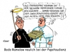 Cartoon: Papstaudienz (small) by RABE tagged ramelow,ministerpräsident,papst,rom,vatikan,linker,papstaudienz,rabe,ralf,böhme,cartoon,karikatur,pressezeichnung,farbcartoon,tagescartoon,luther,lutherbibel,christen,unrecht,ddr,unrechtsstaat