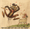 Cartoon: Hey Old Man (small) by Lluis Fuzzhound tagged sheep,old,man,sex,farmer,seduction