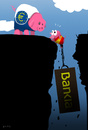 Cartoon: Game Over Spain (small) by duplex2 tagged euro