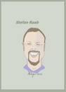 Cartoon: Stefan Raab (small) by michaskarikaturen tagged stefan,raab,karikatur