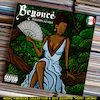 Cartoon: Beyonce - Irreemplazable (small) by Peps tagged beyonce,irreemplazable