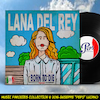 Cartoon: Lana Del Rey - Born to Die (small) by Peps tagged lana,del,rey,born,to,die