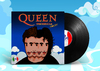 Cartoon: Queen - The Miracle Cover parody (small) by Peps tagged freddymercury,parodies,music,queen,rockstar