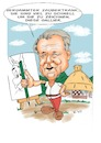 Cartoon: Albert Uderzo (small) by Thomas Vetter tagged albert,uderzo