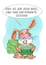 Cartoon: Frohe Ostern! (small) by Thomas Vetter tagged frohe,ostern