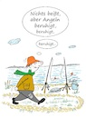 Cartoon: Angeln beruhigt (small) by BuBE tagged angeln,angler,entspannung,freizeit,fischfang