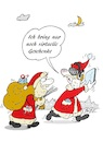 Cartoon: Virtuelle Geschenke