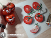 Cartoon: Drawing Tomatoes - 3D Art (small) by Art by Mihai Alin Ion tagged drawing,illustration,painting,mihaialinion,3dart,tomatoes,vegetables,funny,realisticart,pencildrawing