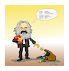 Cartoon: For workers Marx (small) by vasilis dagres tagged marx,mayday
