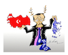 Cartoon: NATO (small) by vasilis dagres tagged nato,usa,european,union,greece,turkey