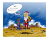 Cartoon: SANTA CLAUS (small) by vasilis dagres tagged immigrants,war,peace