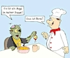 Cartoon: Zombie Soup (small) by freshdj tagged zombie,soup,food,restaurante