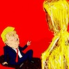 Cartoon: you are fired!! (small) by takeshioekaki tagged trump