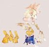 Cartoon: Ostern (small) by herranderl tagged ostern,hasen,huhn