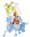 Cartoon: Santa Claus (small) by herranderl tagged nikolaus,weihnachten,team,18