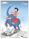 Cartoon: Today Cartoon On Mayawati (small) by Talented India tagged cartoon,talented,talentedindia,talentednews