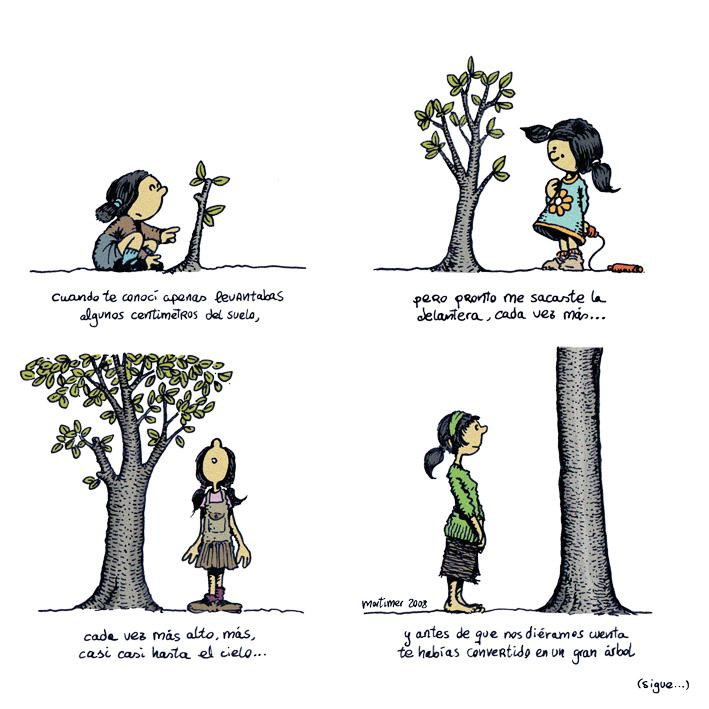Cartoon: Abraza arboles 1 de 4 (large) by mortimer tagged mortimer,mortimeriadas,cartoon,arbol,treebeing,deforestation,tree,hugger,abraza,arboles,abrazarboles,comic,ecologia