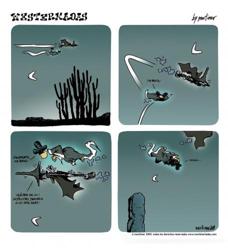 Cartoon: westernadas 08 (medium) by mortimer tagged mortimer,mortimeriadas,cartoon,westernadas,indian,psychedelic,underground,shaman,chaman,fly,vuelo,desierto,comic,illustration,illustrationen,western,mexiko,wilder westen,liebe,fliegen,wilder,westen