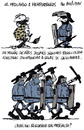 Cartoon: Progreso 1 (small) by mortimer tagged mortimer,mortimeriadas,cartoon,police,spanish,revolution